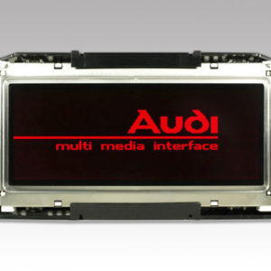 servimac-audi-mmi2G-display